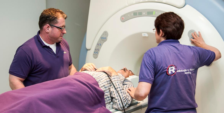 Untersuchung - Radiologie-Praxis Erding